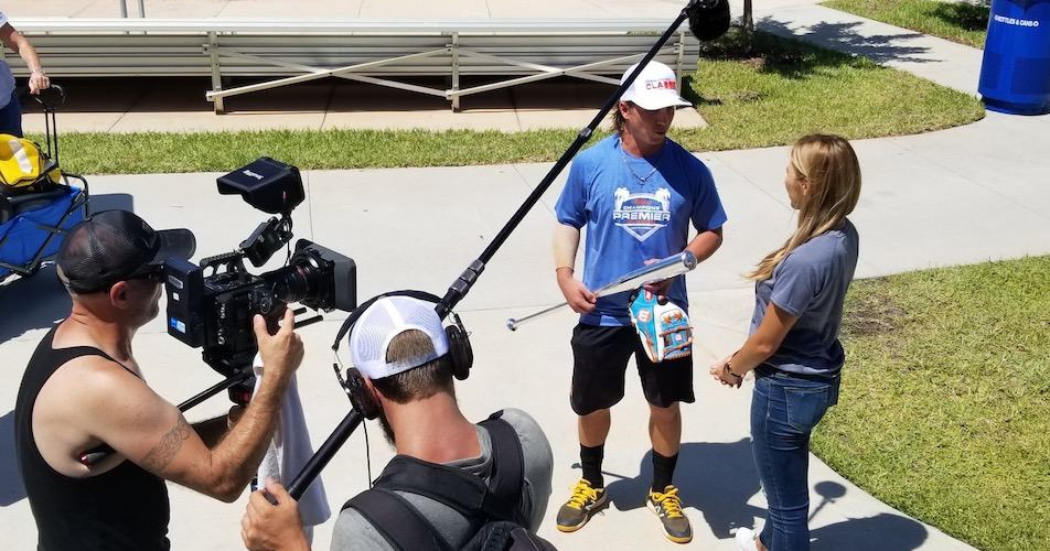 Sports video production in Orlando for Wilson